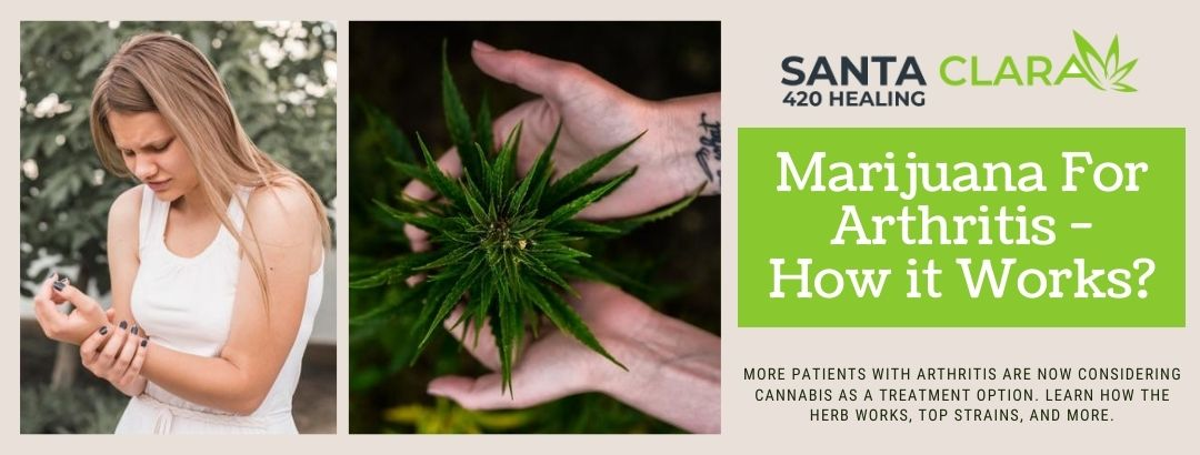 Marijuana For Arthritis – How it Works?