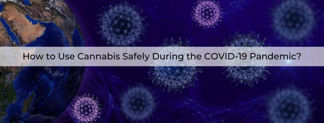 How to Use Cannabis Safely During the COVID-19 Pandemic?