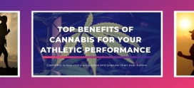 Top Benefits of Cannabis For Your Athletic Performance