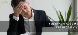 How Marijuana Works For Migraine Treatment?
