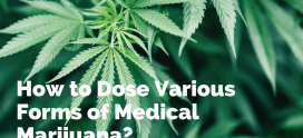 How to Dose Cannabis Flowers, Edibles, Tinctures & Topicals?